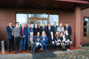 Członkowie założyciele Polskiego Klastra Edukacyjnego