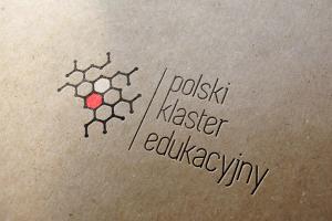Polski Klaster Edukacyjny - wizualizacja logotypu