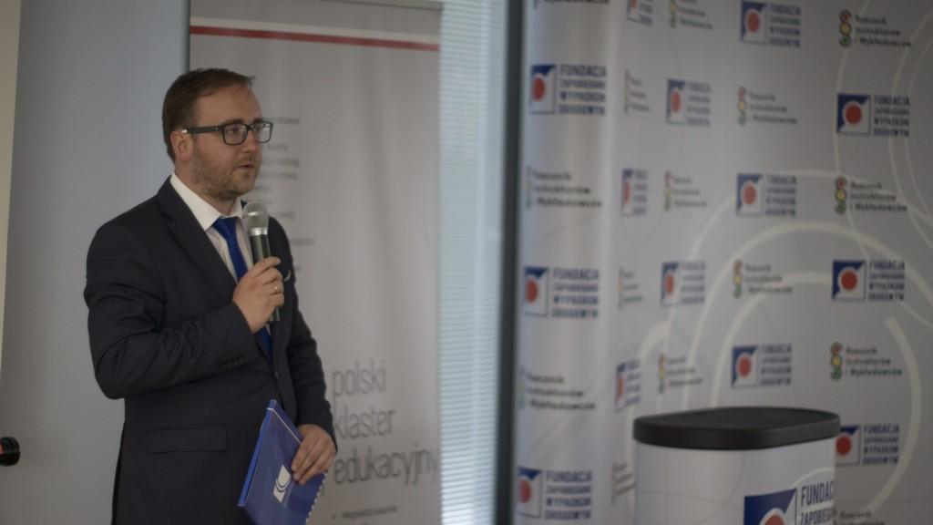 Konrad Romik - Sekretarz Krajowej Rady BRD